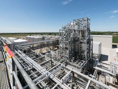 Duonix Beatrice Biodiesel Plant