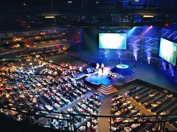 Crossroads Church Cincinnati