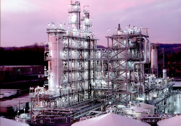 Olestra Refinery
